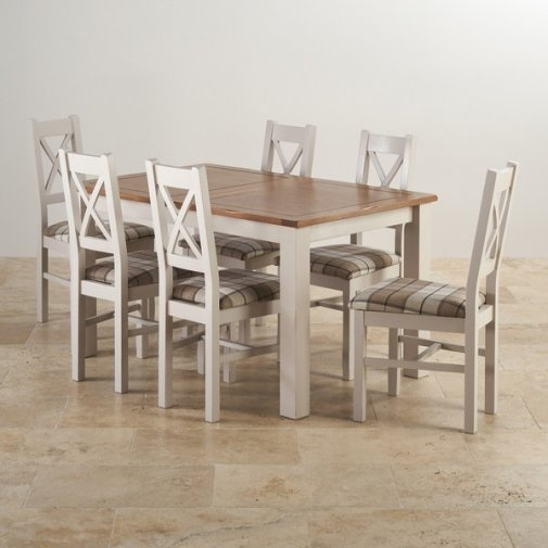 Extending Dining Table: Right To Have It In Your Dining Room With Extendable Dining Tables And 6 Chairs (Image 17 of 25)