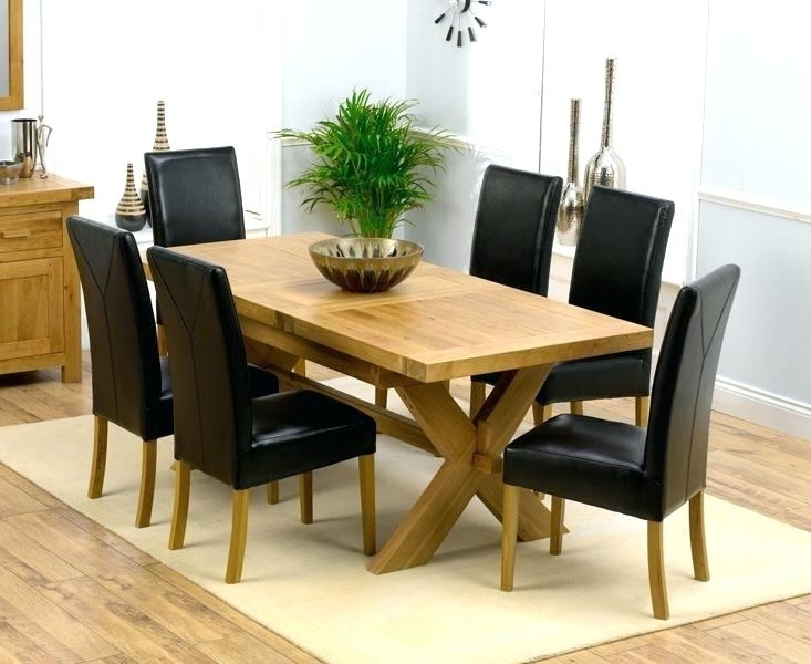 Extending Dining Table Sets Extending Dining Tables 8 Oak Dining regarding Extendable Dining Room Tables And Chairs