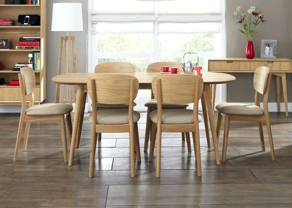 Extending Dining Table Sets Retro Oak Extending Dining Table With 8 With Retro Extending Dining Tables (Image 10 of 25)