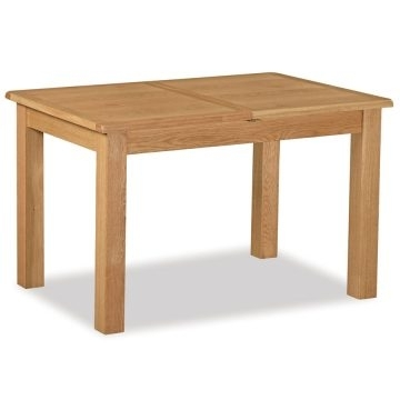 Extending Oak Dining Tables | Free Delivery & Returns | Oak World In Oak Extending Dining Sets (View 10 of 25)