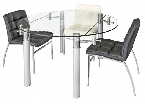 Extending Tables | Extended Tables | Febland Group Ltd inside Extended Round Dining Tables