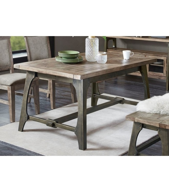 Extension Dining Table – Dining Tables Ideas Intended For Jaxon Grey Rectangle Extension Dining Tables (Image 8 of 25)