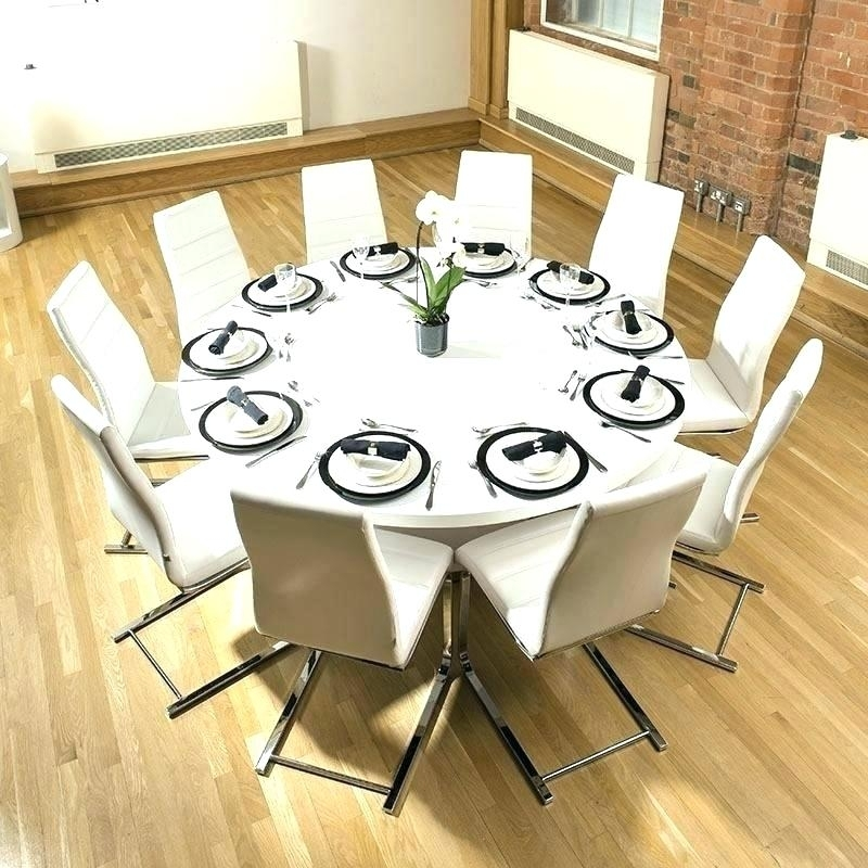 Extra Large Dining Room Tables – Dageek (Image 8 of 25)