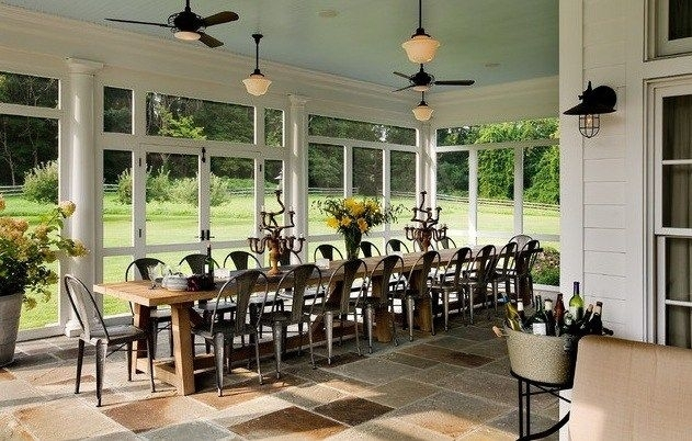 Extra Super Long Dining Room Table. Something Like This With My Pertaining To Long Dining Tables (Photo 16 of 25)