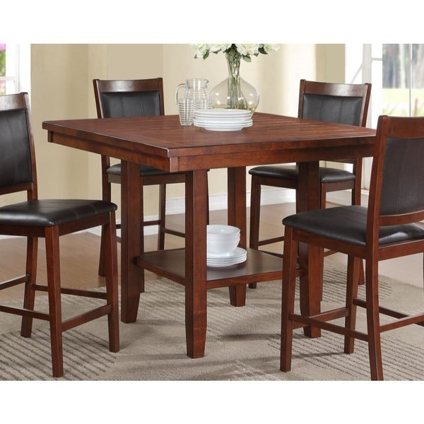 Extra Wide Dining Table | Wayfair within Norwood 7 Piece Rectangular Extension Dining Sets With Bench, Host & Side Chairs