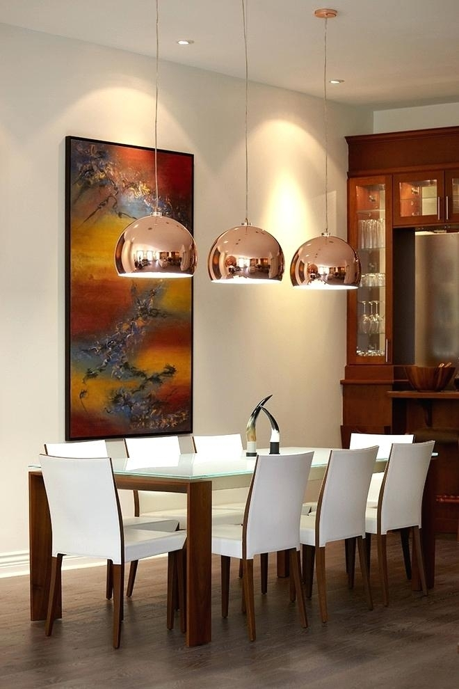 Extraordinary Idea Hanging Ceiling Lights For Dining Room Frosted within Dining Tables Ceiling Lights