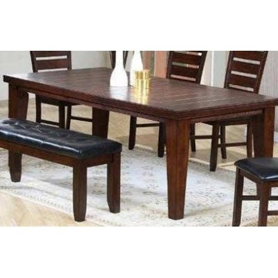 Eztia Furniture Dining Tables Chisum 392-881-01 (Rectangle) From Yeg with Edmonton Dining Tables