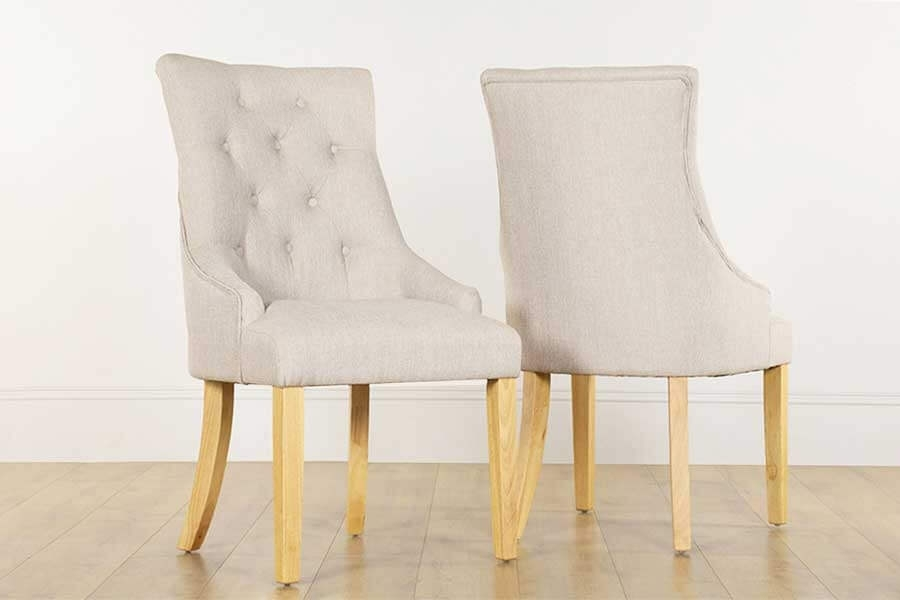 Fabric Dining Chairs – Buy Upholstered Dining Chairs Online Within Fabric Dining Chairs (Image 12 of 25)