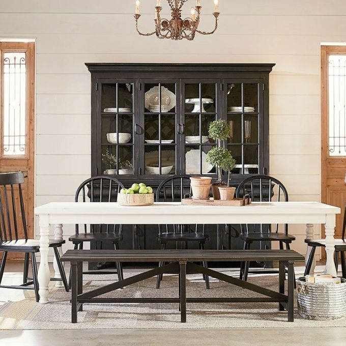 Facts About Dining Room Tables Pickndecorcom, Dining Table Hom Inside Magnolia Home English Country Oval Dining Tables (Image 16 of 25)