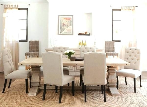 Fancy Dining Room Chairs Dining Chair Sets Of 6 Dining Room Chairs Inside Cream Dining Tables And Chairs (Image 15 of 25)