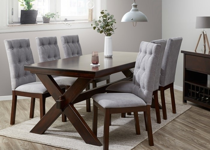 Fantastic Hardwood Dining Sets. On Sale Now (View 23 of 25)