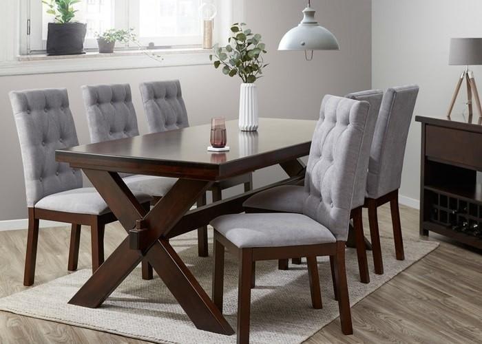 Fantastic Hardwood Dining Sets. On Sale Now (Image 6 of 25)