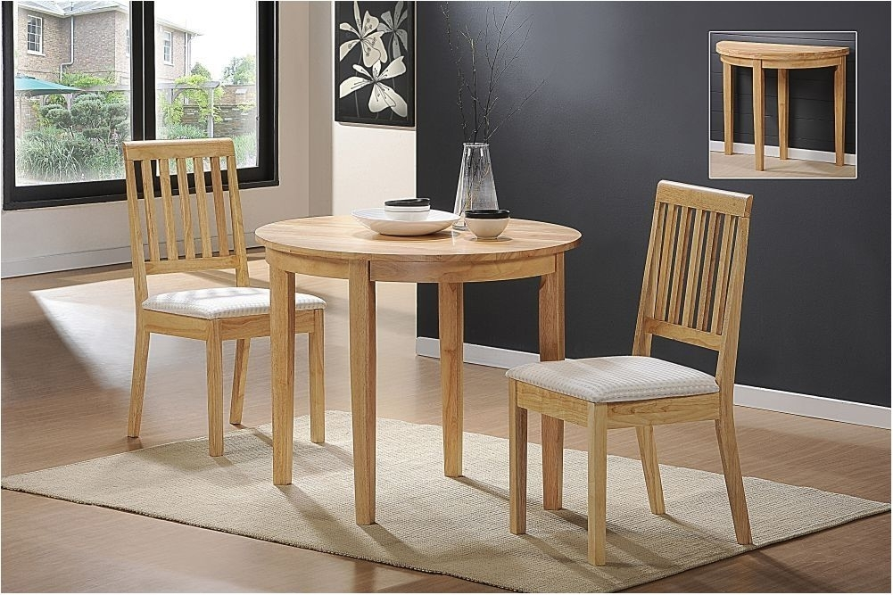 Fantastic Inspirational Small Round Dining Table And Chairs Great Throughout Small Round White Dining Tables (Image 5 of 25)