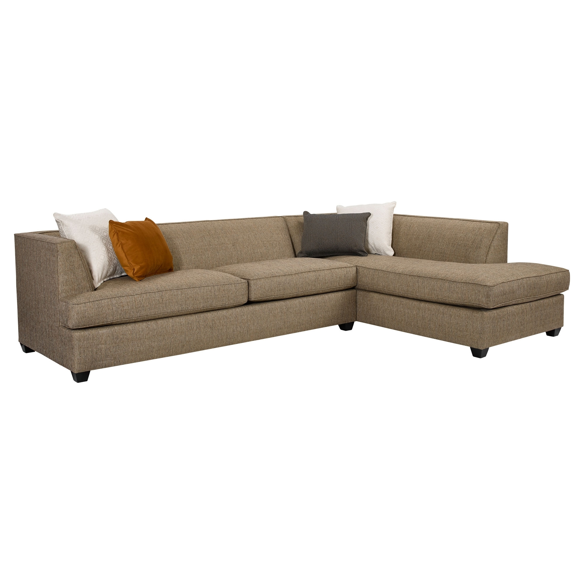 Farida 2 Piece Sectionalbroyhill – Home Gallery Stores With Aspen 2 Piece Sectionals With Raf Chaise (Image 14 of 25)