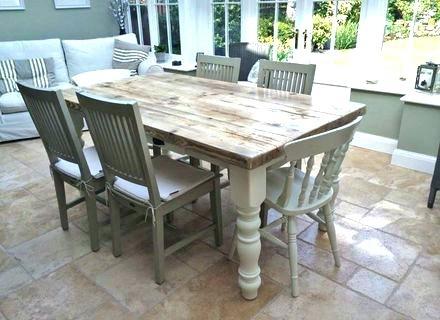 Farm Dining Table Farm Style Dining Table Farm House Dining Table With Regard To Barn House Dining Tables (Image 13 of 25)