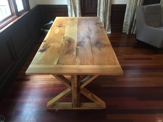 Farm House Dining Table (Image 16 of 25)