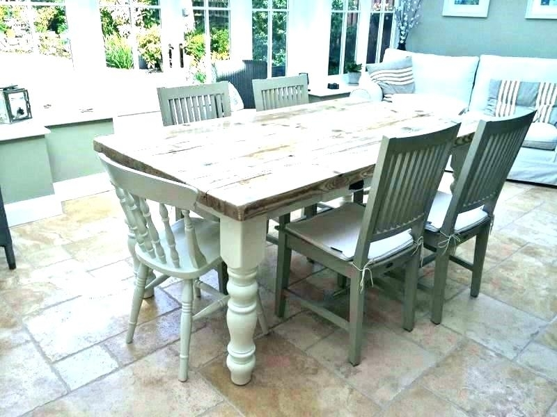Farm House Dining Table Farmhouse Dining Table With Leaf – Bcrr Throughout Barn House Dining Tables (View 11 of 25)