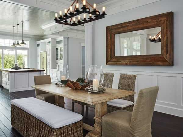 Find A Coastal Dining Table, Kitchen Round Or Bench For Beach House For Coastal Dining Tables (Image 20 of 25)