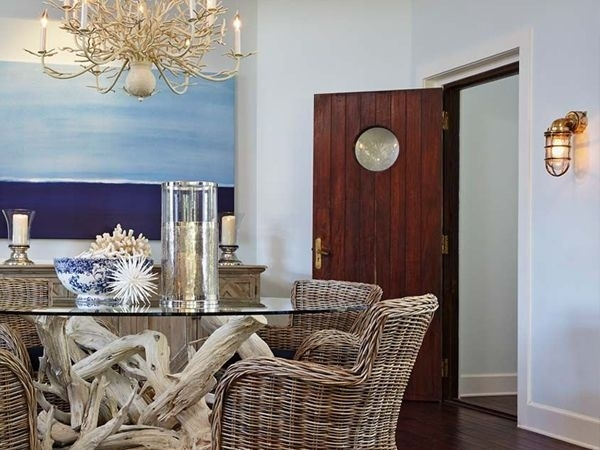 Find A Coastal Dining Table, Kitchen Round Or Bench For Beach House Pertaining To Coastal Dining Tables (Image 21 of 25)