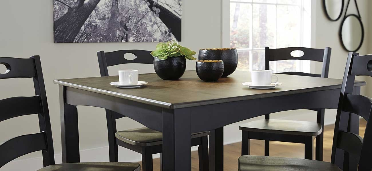 Find Affordable Dining Sets & Dining Room Furniture In Visalia, Ca Within Cheap Dining Tables And Chairs (View 21 of 25)