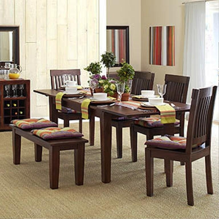 Five Stylish Dining Room Tables – Architecture Decorating Ideas Throughout Market Dining Tables (View 11 of 25)
