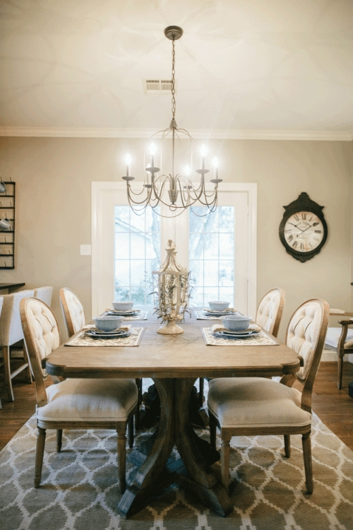 Fixer Upper | Cute Ideas | Pinterest | Home, House And Fixer Upper With Regard To Magnolia Home Prairie Dining Tables (View 18 of 25)