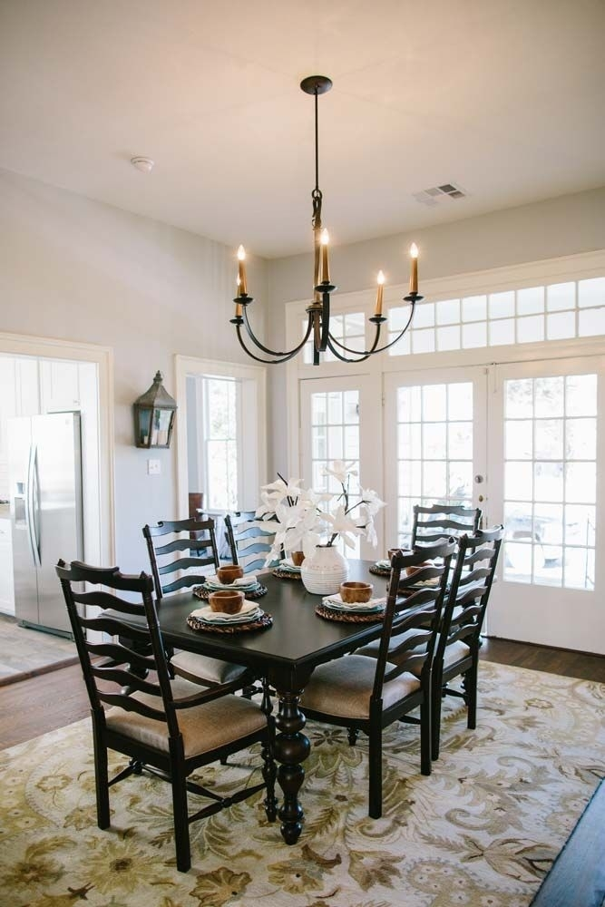 Fixer Upper | Home Decor Ideas | Pinterest | Fixer Upper, House And Home With Regard To Magnolia Home Prairie Dining Tables (Image 12 of 25)