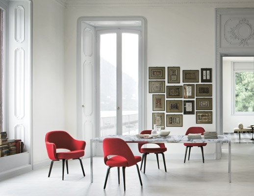 Florence Knoll Dining Tables | Knoll With Florence Dining Tables (Image 12 of 25)
