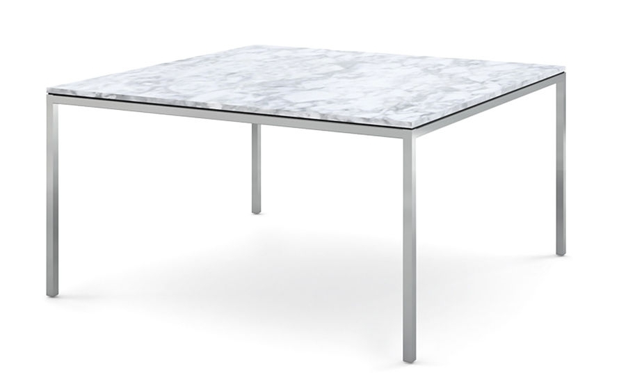 Florence Knoll Square Dining Table – Hivemodern With Regard To Florence Dining Tables (Image 15 of 25)