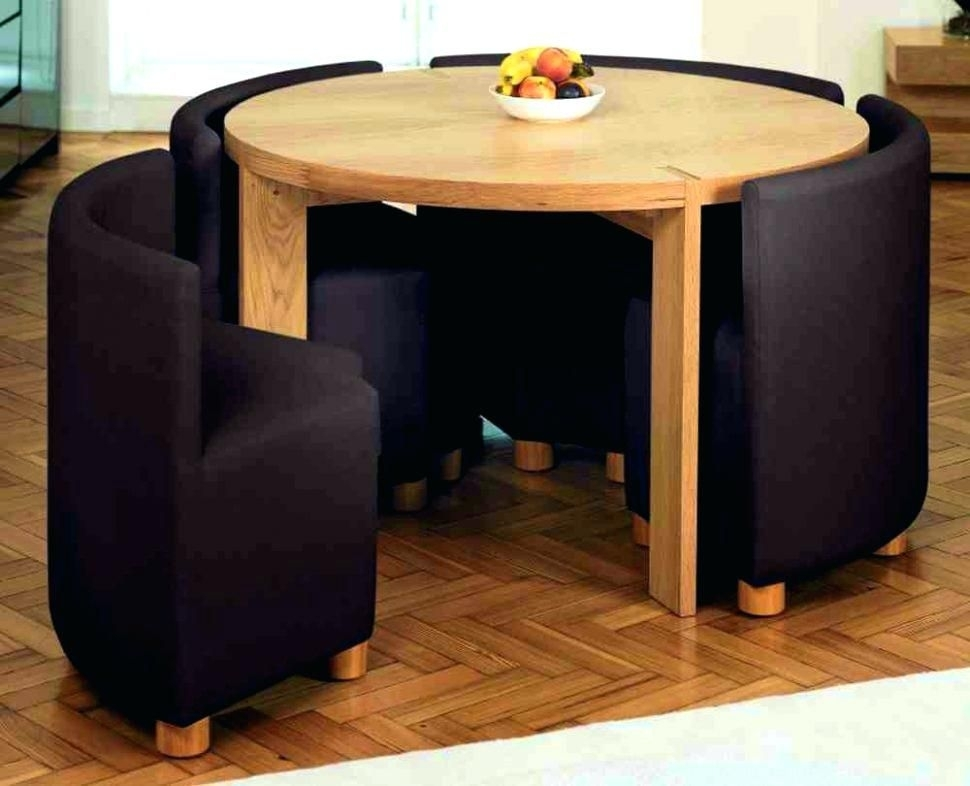 Foldable Dining Table And Chairs Dining Tables Comely Folding Dining Pertaining To Small Dining Tables And Chairs (Image 15 of 25)