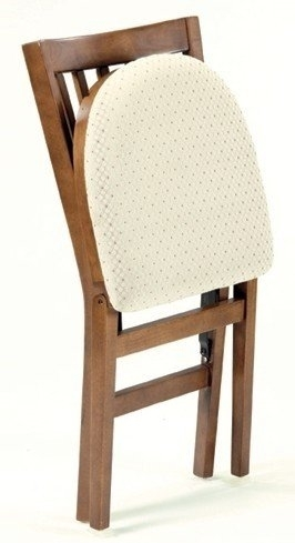 Folding Dining Chairs – Foter Intended For Craftsman 5 Piece Round Dining Sets With Side Chairs (View 8 of 25)