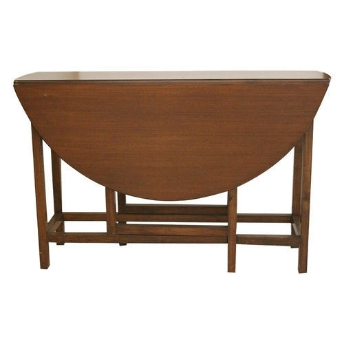 Folding Dining Table At Rs 27240 /piece | भोजन कक्ष Throughout Oval Folding Dining Tables (View 21 of 25)