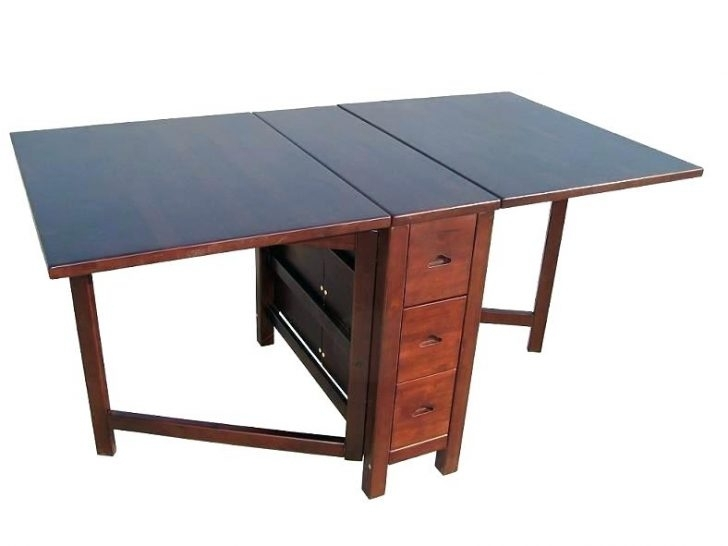 Folding Dining Table With Chairs Foldable And Buy Good Looking 5 Ft For Foldaway Dining Tables (Image 16 of 25)