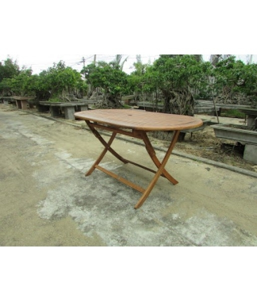 Folding Dining Table With Oval Folding Dining Tables (Image 9 of 25)