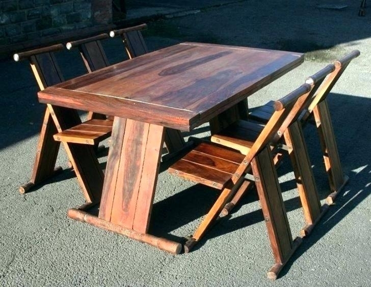 Folding Dining Table Wood Wooden Dining Table Folding Wooden Folding In Wood Folding Dining Tables (Image 17 of 25)