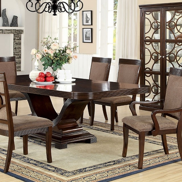 Formal Dining Sets – Furniture Decor Showroom Pertaining To Sleek Dining Tables (Image 14 of 25)