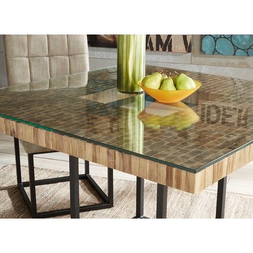 Found It At Allmodern – Benson Dining Table | Tables | Pinterest With Benson Rectangle Dining Tables (Image 15 of 25)