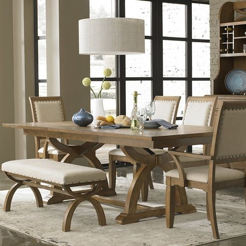 Featured Image of Palazzo 7 Piece Rectangle Dining Sets With Joss Side Chairs
