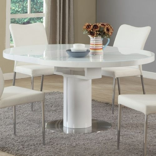 Found It At Wayfair – Nora Dining Table | Kitchen | Pinterest Inside Nora Dining Tables (Image 2 of 25)