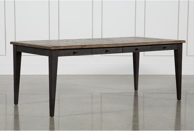 Foundry Dining Table For Pelennor Extension Dining Tables (Image 12 of 25)