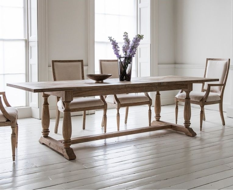 Frank Hudson Gallery, Mustique Dining Set – Extending With 4 Chairs Regarding Hudson Dining Tables And Chairs (Image 8 of 25)