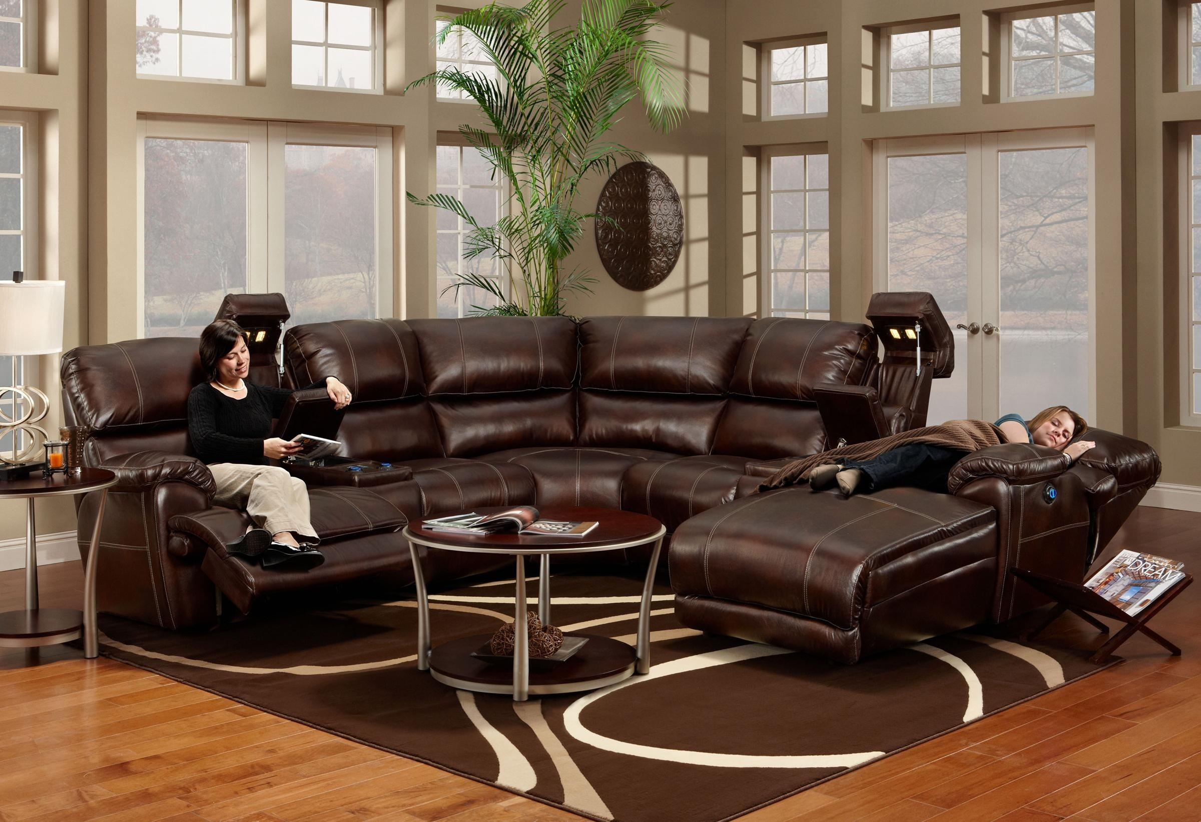 Franklin 572 Reclining Sectional Sofa With Chaise – Ahfa – Sofa In Blaine 4 Piece Sectionals (Image 10 of 25)