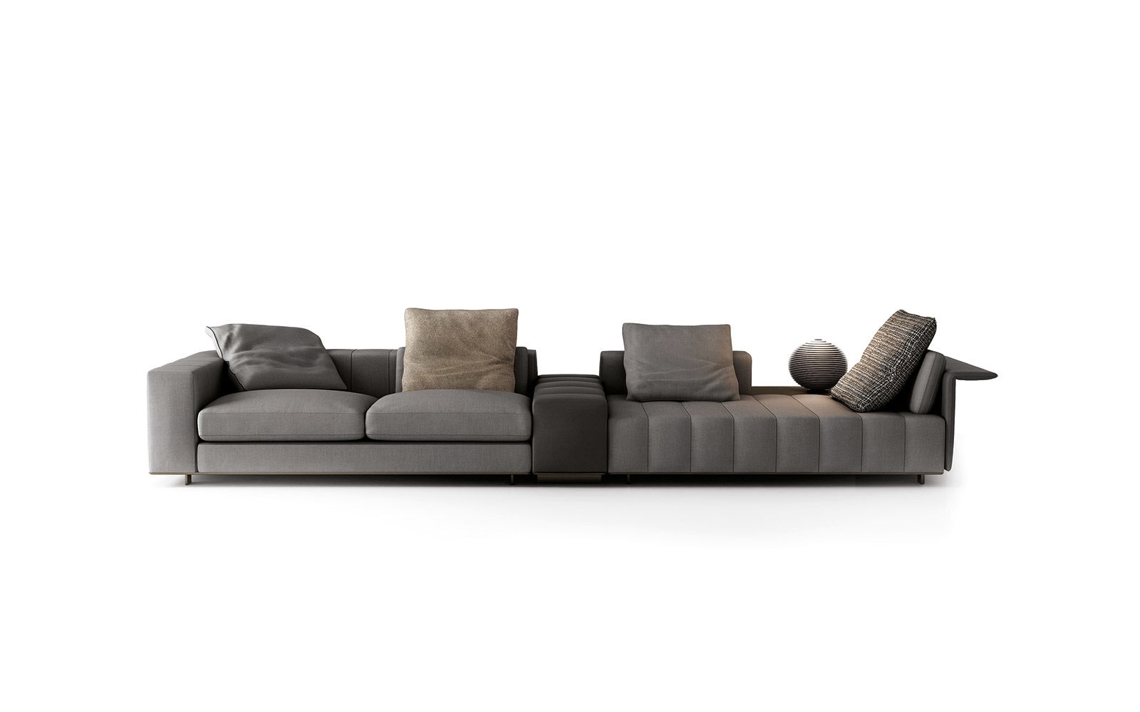 Freeman Seating System | Sofas – En Pertaining To Calder Grey 6 Piece Manual Reclining Sectionals (Image 13 of 25)
