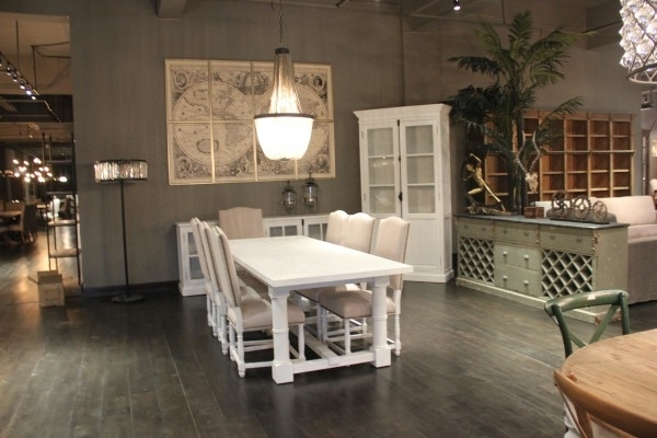 French Bordeaux Dining Table 2100 | Australian Lifestyle Furniture Intended For Bordeaux Dining Tables (View 19 of 25)