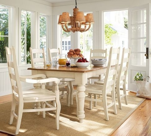 French Country Dining Room Table Igf Usa Inside Idea 19 With Regard With Country Dining Tables (Image 13 of 25)