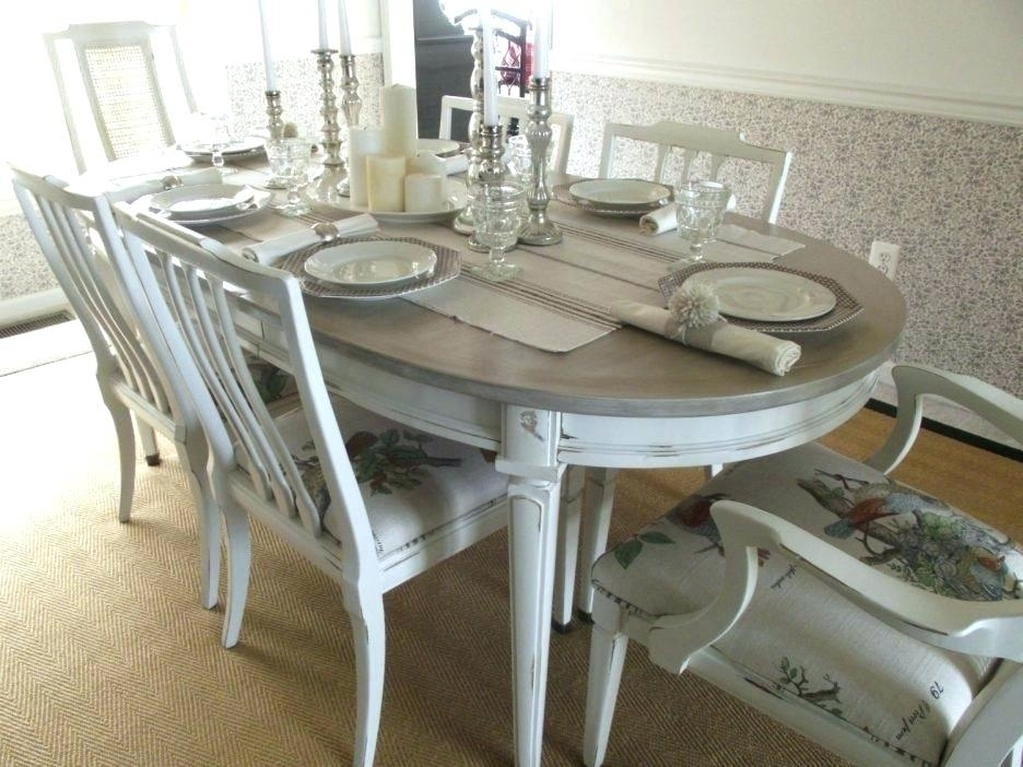 French Country Dining Table French Country Dining Table Set Nice Regarding French Country Dining Tables (Image 12 of 25)