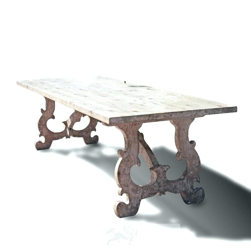 French Country Dining Tables Country Dining Table Reclaimed Pinewood With French Country Dining Tables (Image 16 of 25)