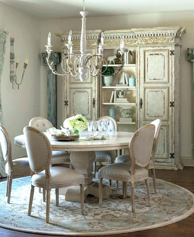 French Dining Rooms French Style Dining Tables And Chairs French Regarding French Country Dining Tables (Image 20 of 25)