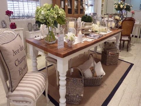 French Farmhouse Dining Table | : A Guideline Of French Farmhouse Inside French Farmhouse Dining Tables (Image 13 of 25)