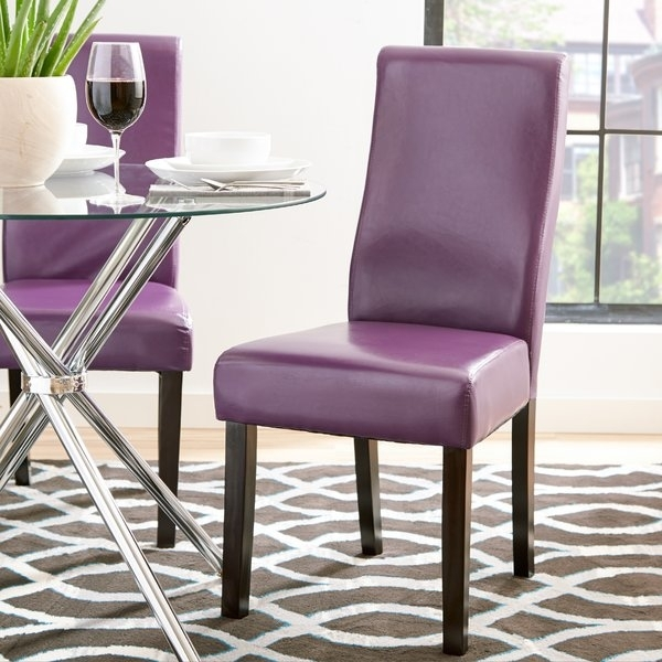 French Round Back Dining Chair | Wayfair Inside Caira Black 5 Piece Round Dining Sets With Diamond Back Side Chairs (Image 12 of 25)